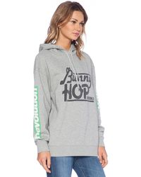 Marc By Marc Jacobs Jj Hooded Sweatshirt - Lyst