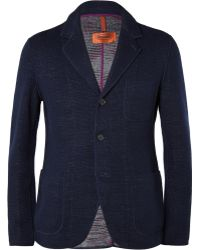 Missoni Unstructured Singlebreasted Wool Jacket - Lyst