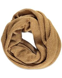 Forever 21 - Purl Knit Infinity Scarf - Lyst