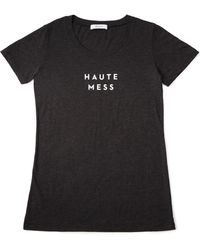Milly | Haute Mess Tee | Lyst