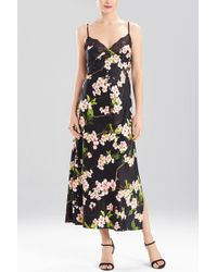 Natori   floral Blossom Gown   Lyst