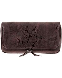 Banana Republic Foldover Clutch - Lyst