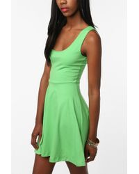 Sparkle & Fade - Knit Skater Dress - Lyst