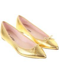 Repetto Ballerinas - Lyst