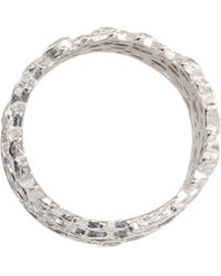 Aurelie Bidermann | Dentelle Diamond Lace Ring | Lyst