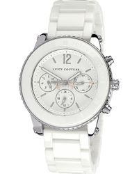 Juicy Couture - Stainless Steel Watch - Lyst