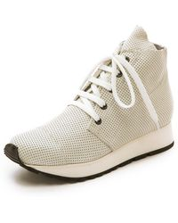 Ld Tuttle The Bleach High Top Sneakers - Wash - Lyst