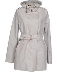 Costume National Full-Length Jacket - Lyst