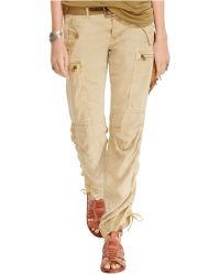 Polo Ralph Lauren Chino Cargo Pants - Lyst