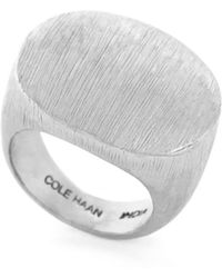 Cole Haan - Bang On Metals Statement Ring - Lyst