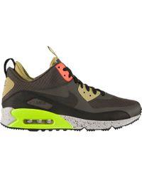 Nike Air Max 90 No Sew Sneakerboot Premium - Lyst