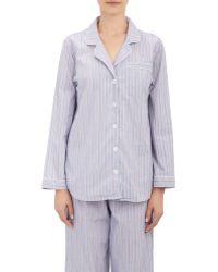 Steven Alan - Multi-Stripe Pajama Shirt - Lyst
