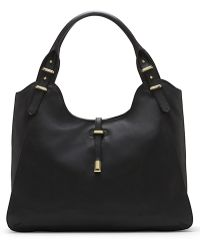 Vince Camuto Molly Leather Tote Bag - Lyst