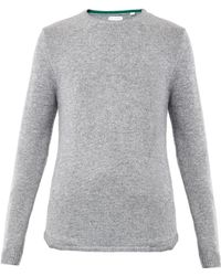 Chinti & Parker Elbow-Patch Cashmere Sweater - Lyst