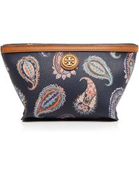 Tory Burch Cosmetic Case - Kerrington Mini Triangle - Lyst