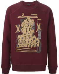 Marc Jacobs | 'small & Mighty' Sweatshirt | Lyst