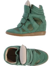 Isabel Marant High-Tops & Trainers - Lyst