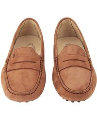 Tod's Exclusive Mocassino Driving Shoe - Lyst