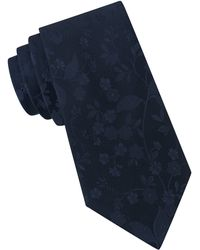 Ted Baker - Silk Floral Tie - Lyst
