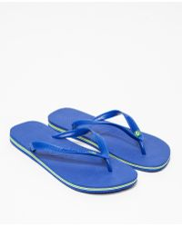 Need Supply Co. Brazil In Marine Blue blue - Lyst