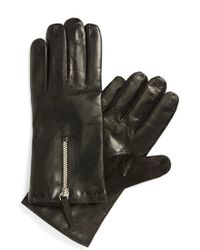 Want Les Essentiels De La Vie | 'mozart' Lambskin Gloves | Lyst