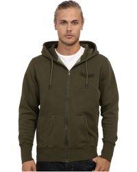 Diesel Green Sdp Sweatshirt - Lyst