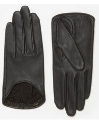 Rag & Bone Moto Glove black - Lyst