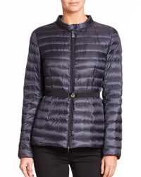 Moncler Damas Jacket blue - Lyst