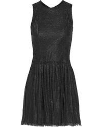 Theyskens' Theory Dinal Lace Mini Dress - Lyst