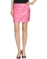 Preen Mini Skirt - Lyst
