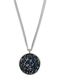 Kenneth Cole - Faceted Bead Pendant Necklace - Lyst