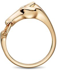 Hermes Gold Galop - Lyst