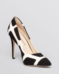 Via Spiga Pointed Toe Pumps Fate High Heel - Lyst