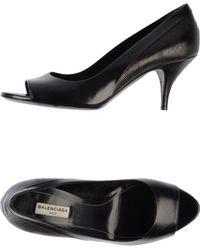Balenciaga Black Pump - Lyst