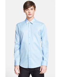 Marc Jacobs Extra Trim Fit Sport Shirt - Lyst