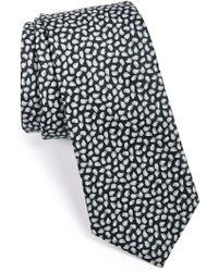W.r.k. - Print Cotton Tie - Lyst