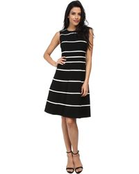Calvin Klein Lux A-line with Stripes - Lyst