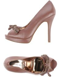 Nine West Court pink - Lyst