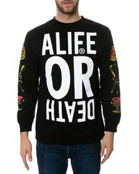 Alife The Life After Ls Tee - Lyst