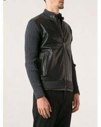 Ferragamo Knitted Cardigan - Lyst