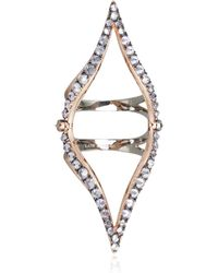 Katie Rowland Parisian Knuckle Ring - Lyst