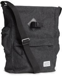 H&M - Canvas Shoulder Bag - Lyst
