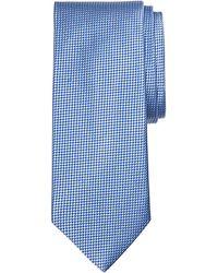 Brooks Brothers Tonal Basketweave Tie - Lyst
