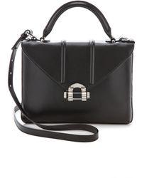 L.A.M.B. - Catarina Shoulder Bag Black - Lyst
