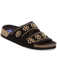 Jeffrey Campbell Lisbon Embellished Sandal - Lyst