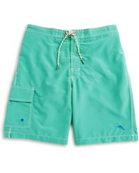 Tommy Bahama - Baja Poolside Swim Trunks - Lyst