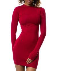 Black Scale The Katka Dress - Lyst
