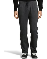 Zegna Sport - Grey Knit Zip Pocket Drawstring Sweatpants - Lyst