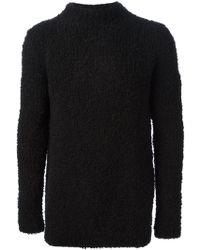 Damir Doma Textured Sweater - Lyst