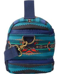 Pendleton Printed Canvas Lunch Tote - Lyst